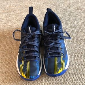Under Armor Stephen Curry Colors
